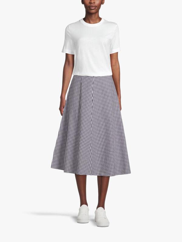 A line skirt