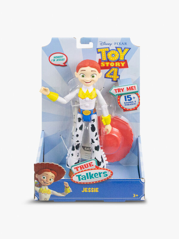 True Talkers Jessie Figure