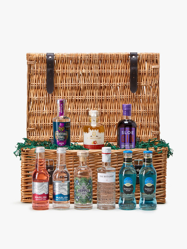Great British Gins Hamper