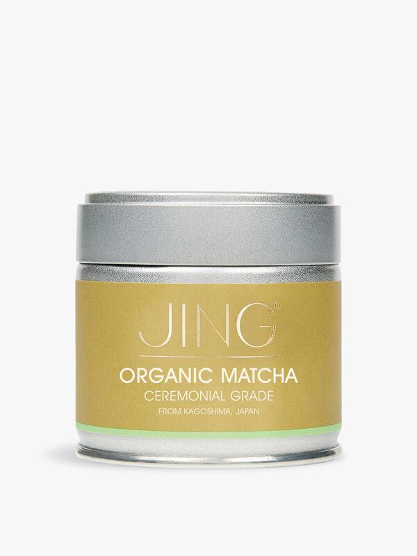 Organic Ceremonial Grade Matcha Tin