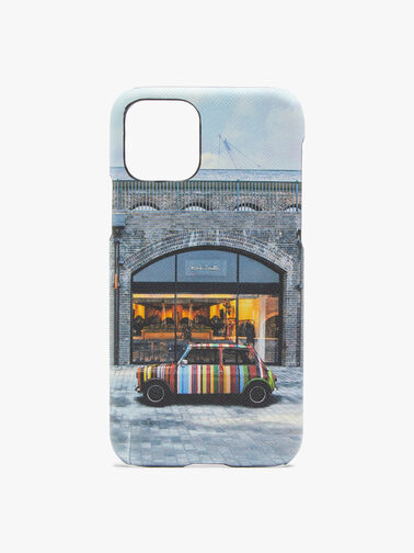 Mini Kings Cross Print iPhone 11 Pro Case