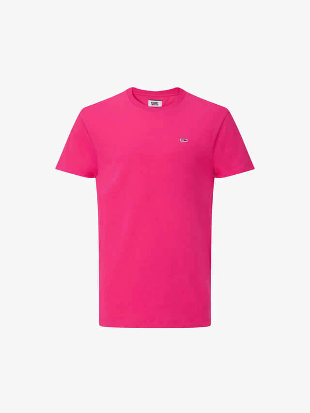 Organic Cotton Round Neck T-Shirt