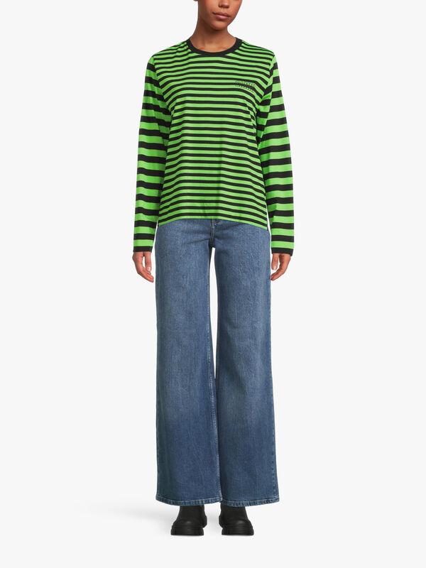 Software Striped L/S Tshirt