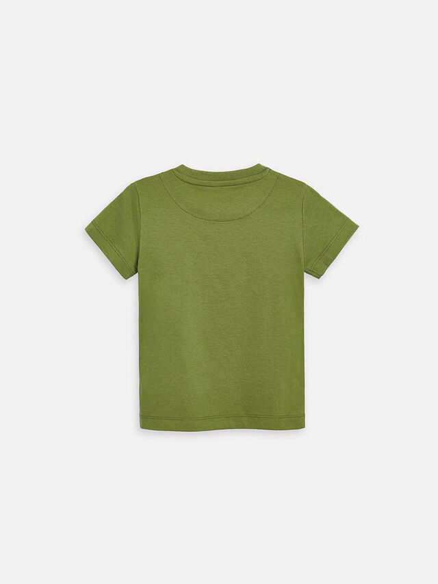 Basic Short Sleeved T-Shirt