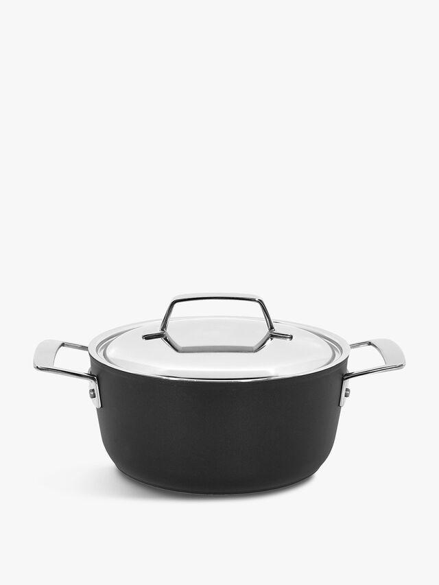 Alu Pro Stew Pot 20cm