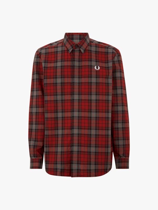 Bold Tartan Shirt