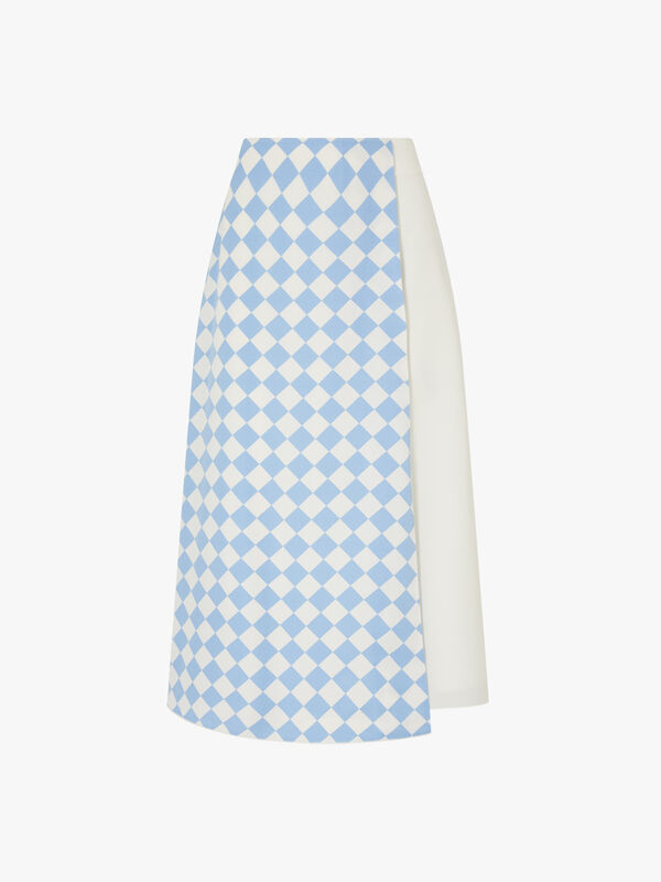 Cestino Rhombs Skirt