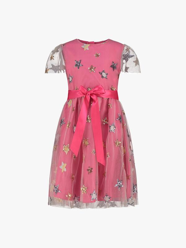 Aster Sequin Star Dress