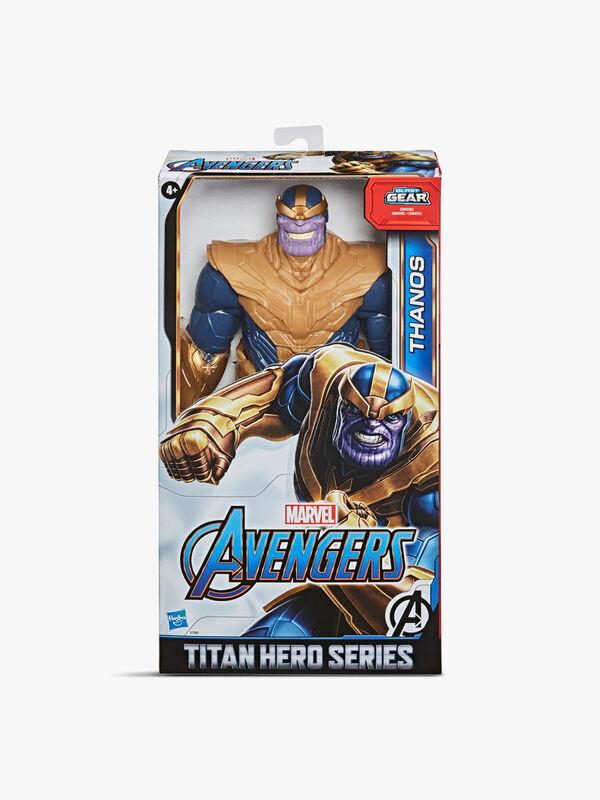 Titan Hero Series Blast Gear Deluxe Thanos