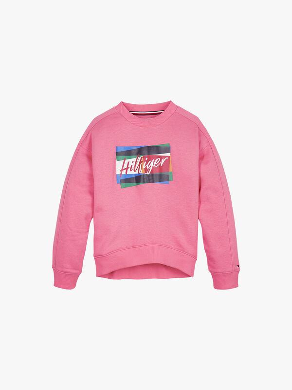 Fun Flag Crew Sweatshirt