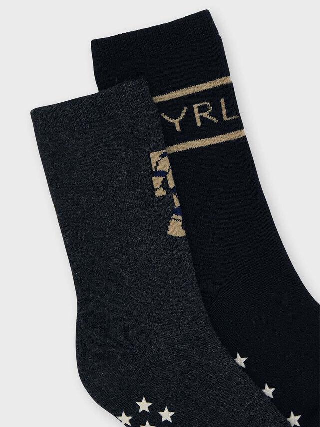 2 anti-slip socks set