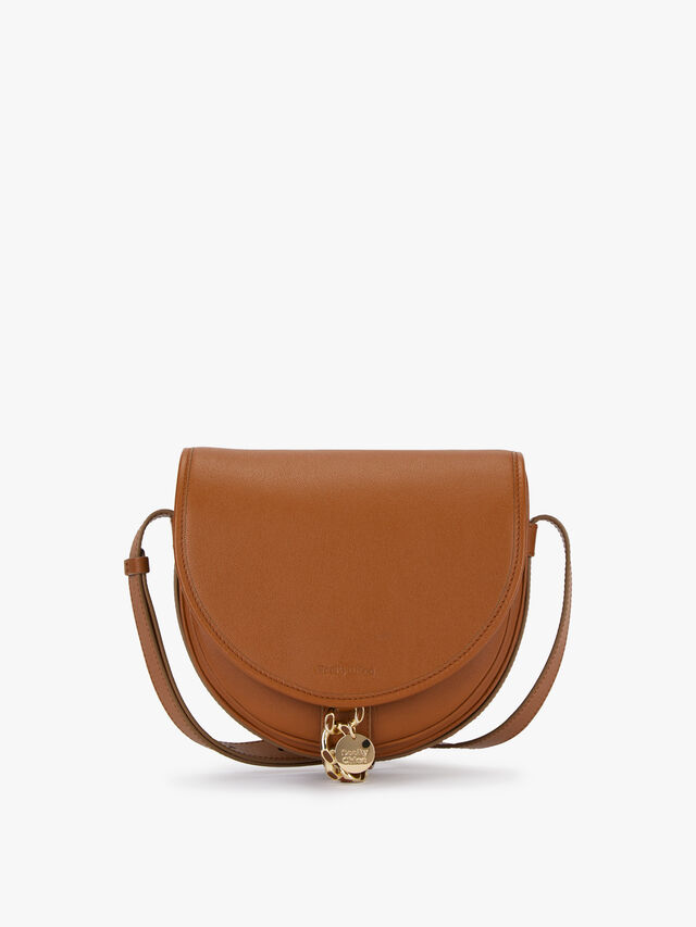 Mara Saddle Crossbody Bag