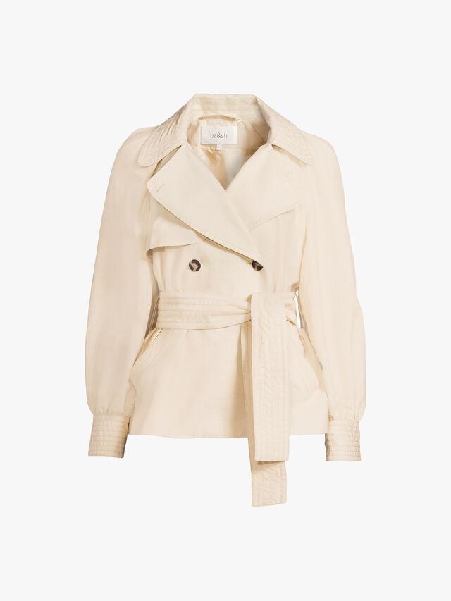 Carl Trench Coat