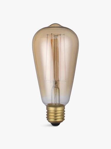 LED Dim Vint Rustic Lamp Bulb 4W