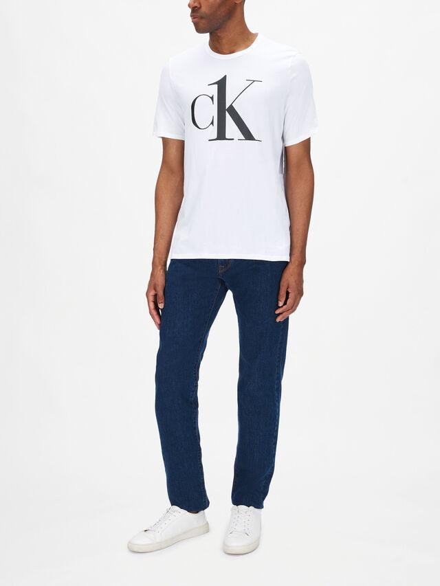 CK One Graphic Crew Neck T-shirt