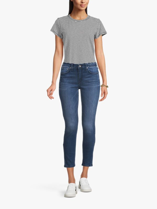 Cate Mid-Rise Skinny Jean