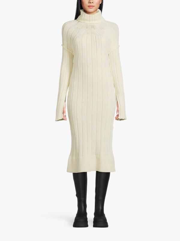 Calca Knitted Dress