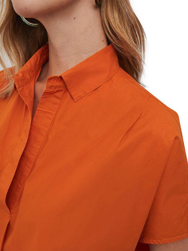 Cele Sleeveless Rhodes Popover Shirt