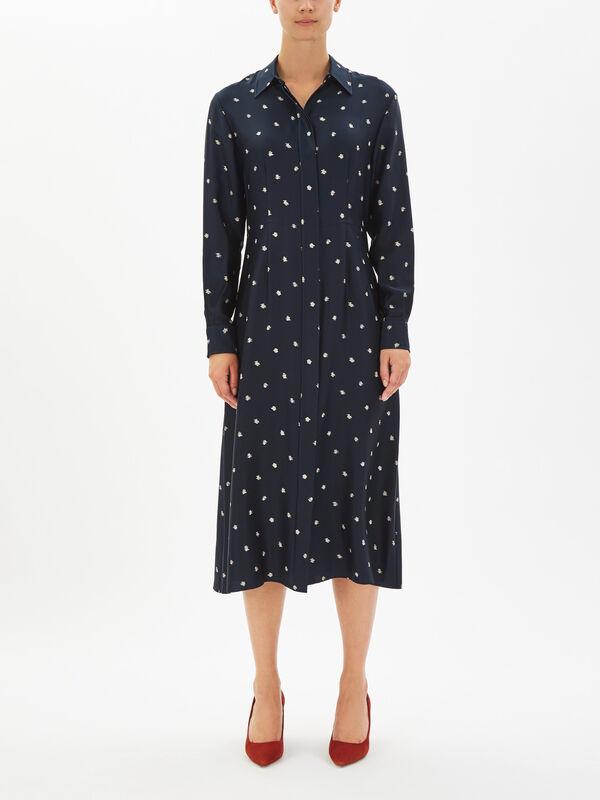 Turner Scribble Spot Dress