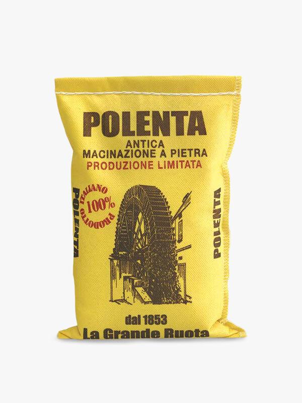 Stone Milled Polenta 500g