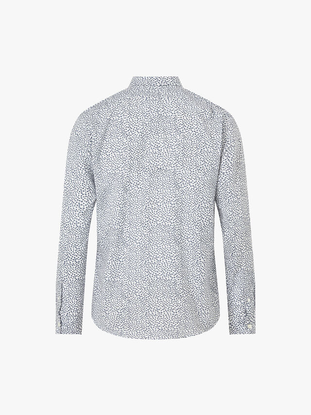 Pollen Ditsy Print Shirt