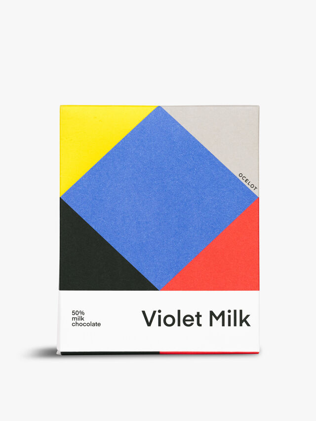 Violet Dark Milk 50%