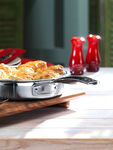 Stainless Steel Saute Pan 24cm