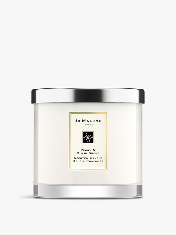 Jo Malone London Peony and Blush Suede Deluxe Candle 600g