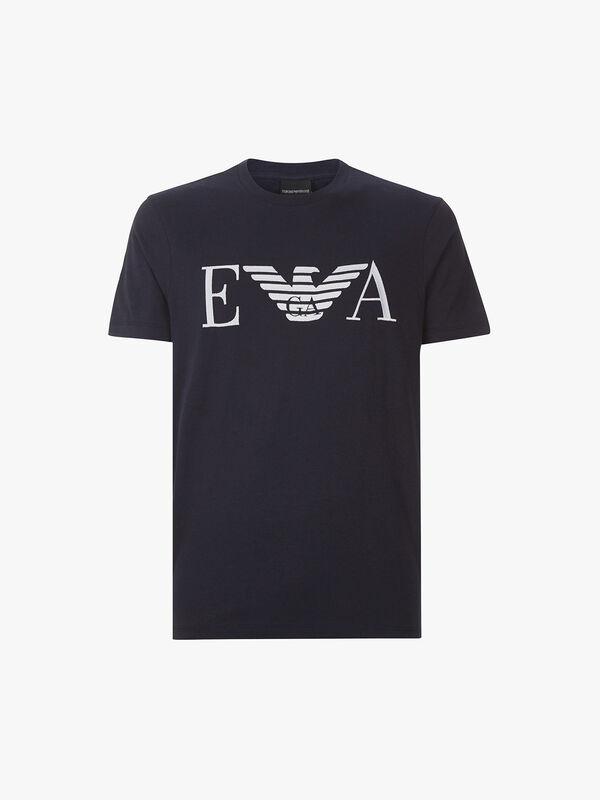 Embroidered Big Logo T-Shirt