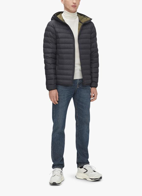 Ice Down Reversible Jacket