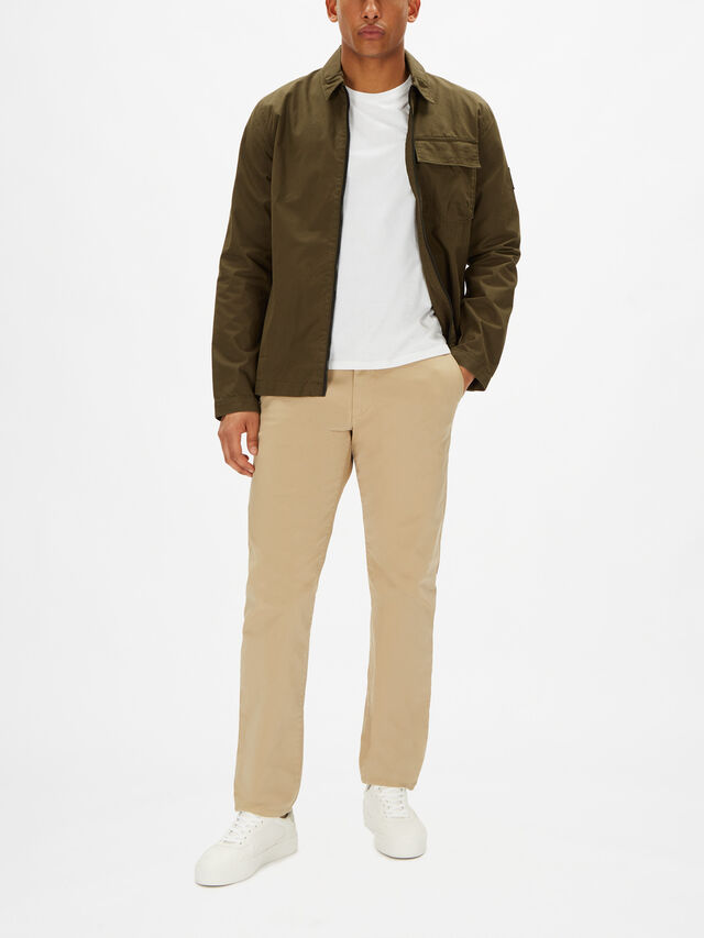 Casuals Cotton Overshirt