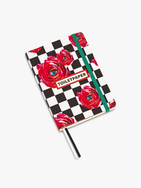 Toiletpaper Regular Notebook Roses