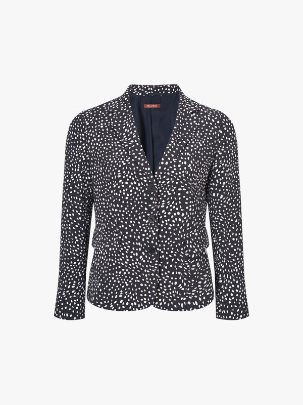 Lodola Dotted Jacket