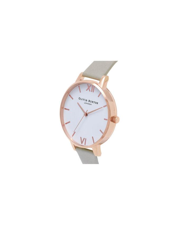 Big Dial Watch