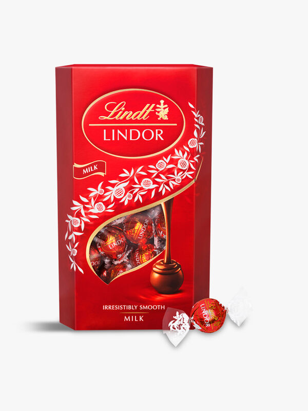 Lindor Milk Chocolate Truffle Box 600g
