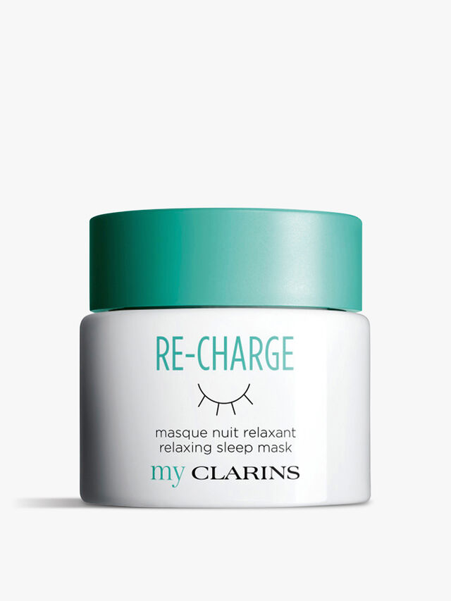My Clarins RE-CHARGE Relaxing Sleep Mask