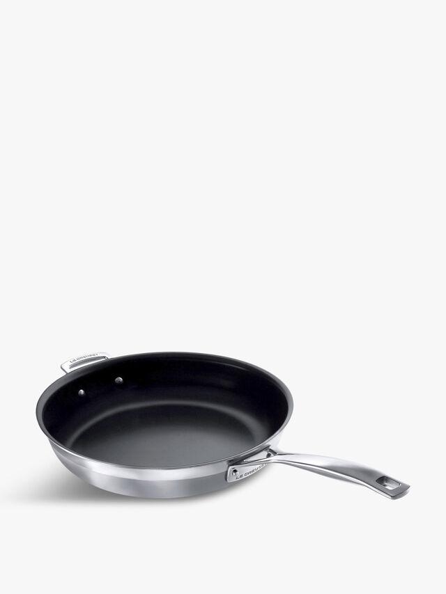 Stainless Steel Frying Pan 30cm