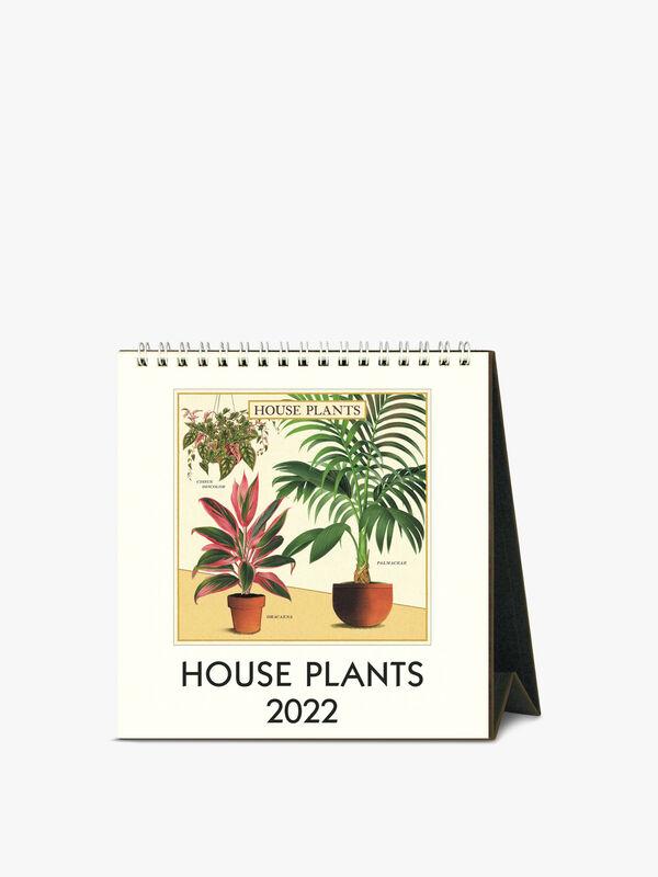 House Plants 2022 Desk Calendar