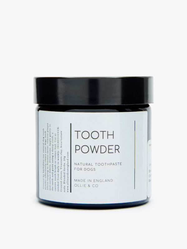Natural Toothpowder for Dogs