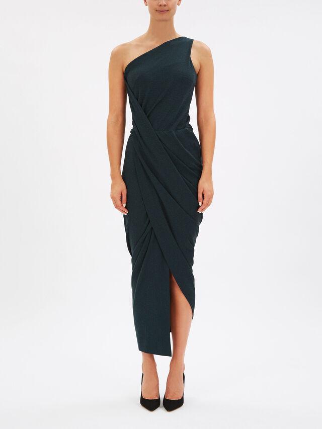 One Shoulder Vian Dress