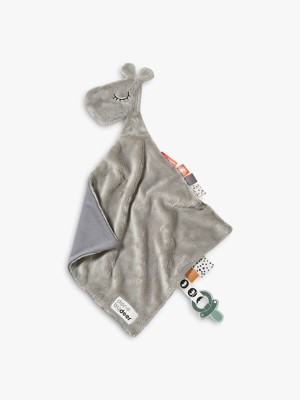 Comfort Blanket Grey