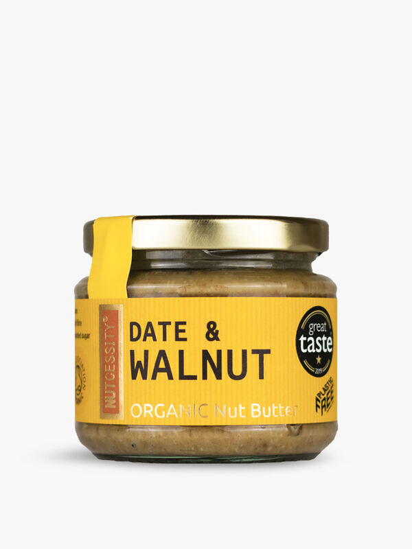 Organic Date and Walnut  Butter