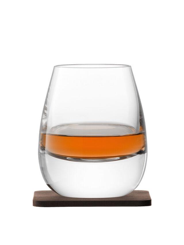 Whisky Islay Tumbler & Coaster Set of 2