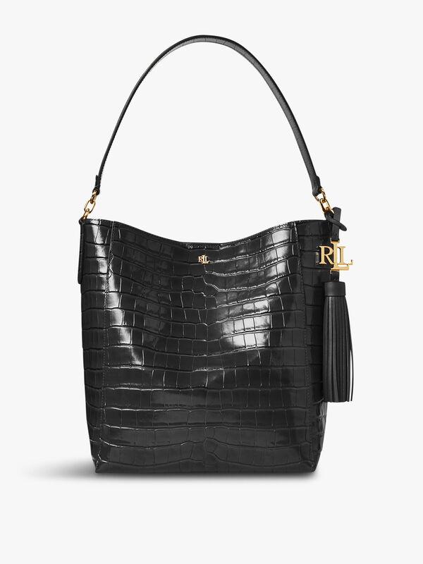 Adley New Smooth Large Medium Shoulder Bag