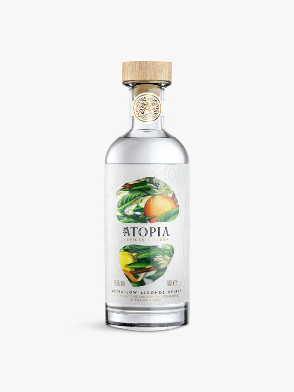Spiced Citrus Low Alcohol Spirit 70cl