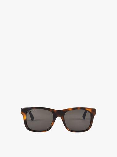 Square Wayfarer Acetate Sunglasses