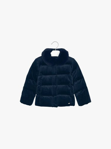Velvet-Puffa-with-Faux-Fur-Collar-0001184391