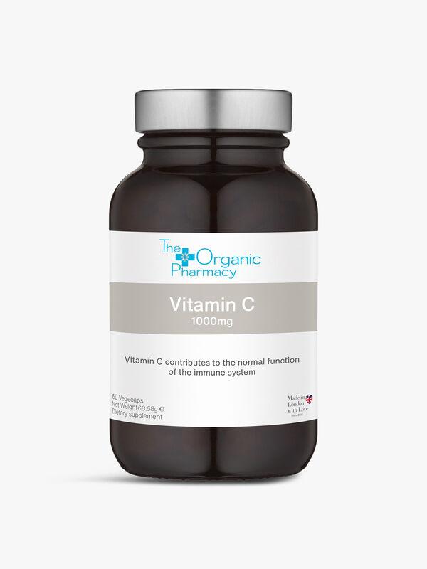 Vitamin C 60 veggie caps