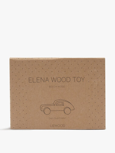 Elena Wood Toy Car Dusty Mint