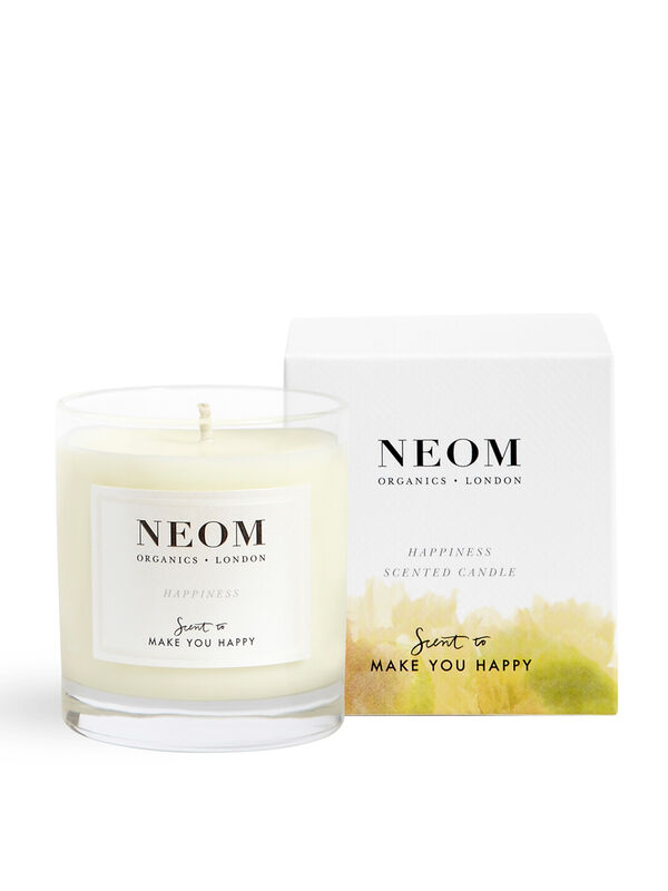 Happiness 1 Wick Scented Candle